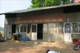 Dang dở giấc mơ Làng Cam - Bài 1: 'Trùm mền' sau 4 năm khởi công