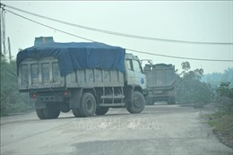 Nhiều địa phương buông lỏng kiểm soát xe quá tải