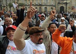 8 triệu học sinh, sinh viên Colombia phải nghỉ học do giáo viên đình công