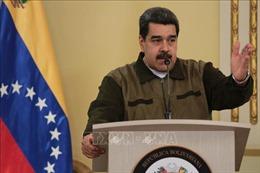 Tổng thống Venezuela cáo buộc Mỹ và phe đối lập đứng sau âm mưu chống chính quyền