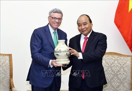 VISA cam kết hợp tác với Chính phủ Việt Nam