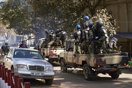 Tấn công khủng bố gần biên giới Burkina Faso với Mali