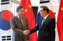 Trung Quốc thúc đẩy hợp tác với Hàn Quốc và Luxemburg