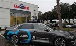 Trung Quốc, Mỹ phát triển hệ thống mới nâng cao tính an toàn của xe tự lái
