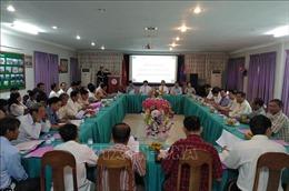 Hội Khmer - Việt Nam tại Campuchia sẽ củng cố, kiện toàn lại Ban Chấp hành