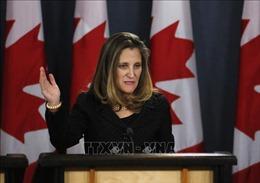 Thủ tướng Canada khai trừ hai cựu quan chức cấp cao khỏi đảng cầm quyền
