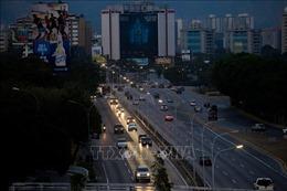 Venezuela tiếp tục gặp sự cố mất điện trên diện rộng