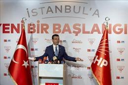 Đảng AKP của Tổng thống Tayyip Erdogan mất ưu thế trong cuộc bầu cử ở Ankara và Istanbul