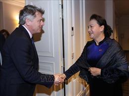 Đảng Cộng sản Việt Nam rất coi trọng quan hệ hữu nghị, đoàn kết với Đảng Cộng sản Pháp