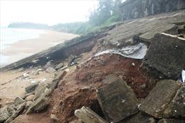 Quảng Trị sửa chữa khẩn cấp kè biển bảo vệ di tích đặc biệt Địa đạo Vịnh Mốc