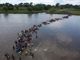 Mỹ: Đề xuất chiến dịch 'trục xuất nhanh' đối phó với 'làn sóng' di cư