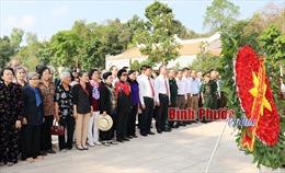 Trên 500 cán bộ quân dân y Chiến khu Đ họp mặt tại di tích Tà Thiết
