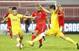 V.League 2019: CLB TP Hồ Chí Minh chia điểm với CLB Sài Gòn