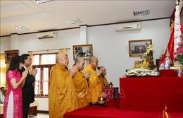Long trọng lễ Giỗ tổ Hùng Vương tại Lào