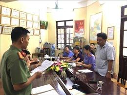 Vụ gian lận điểm thi THPT tại Hà Giang: Khởi tố thêm 3 bị can, cấm đi khỏi nơi cư trú