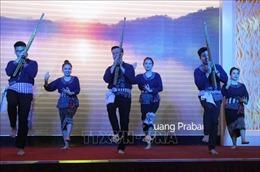 Gặp gỡ sinh viên Lào và Campuchia nhân dịp Tết cổ truyền