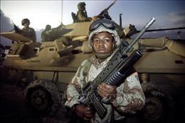 Quân đội Mỹ tấn công IS ở Somalia