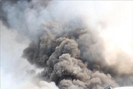 Một số doanh nghiệp thiệt hại sau vụ cháy tại Khu công nghiệp Sóng Thần 2