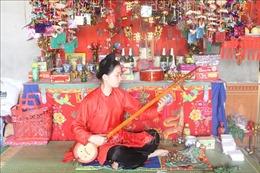 Thiếu nữ Tày giữ 'hồn văn hóa' dân tộc