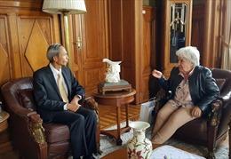 Thúc đẩy quan hệ hữu nghị và hợp tác Việt Nam - Uruguay