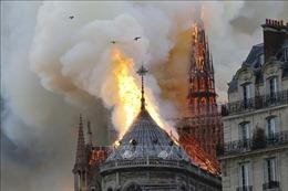 Không phát hiện bằng chứng cố ý gây cháy Nhà thờ Đức Bà Paris