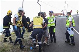 Vụ tai nạn tại Bồ Đào Nha: Ít nhất 29 du khách Đức thiệt mạng, 27 người bị thương