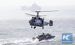 Nga tập trận hải quân song song với NATO ở Biển Đen