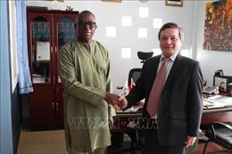 Tăng cường phát triển hợp tác kinh tế-thương mại Việt Nam - Gambia