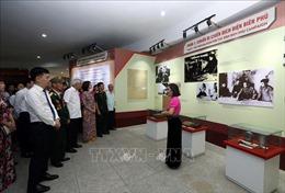 Kỷ niệm 65 năm chiến thắng Điện Biên Phủ: Triển lãm 'Điện Biên Phủ - Một thiên sử vàng'