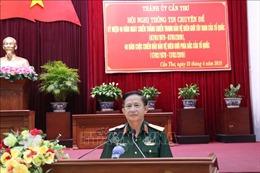 Hội nghị trực tuyến thông tin về kỷ niệm 40 năm bảo vệ biên giới phía Bắc và biên giới Tây Nam