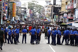 Sau hàng loạt vụ đánh bom, Tổng thống Sri Lanka sẽ thay thế lãnh đạo quốc phòng