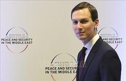 Mỹ thông báo thời điểm công bố kế hoạch hòa bình Trung Đông