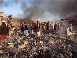 Xung đội tại Yemen kéo lùi sự phát triển của nước này hàng thập kỷ