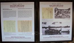 Cơ hội tìm hiểu về hệ thống quan xưởng triều Nguyễn