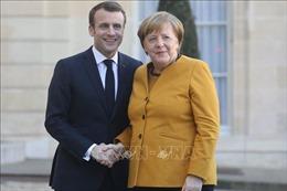 Không ít 'rạn nứt' trong cặp đôi Pháp - Đức