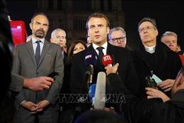 Tổng thống Pháp đề xuất 4 phương hướng giải quyết bất ổn xã hội