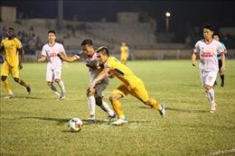 V.League 2019: Hòa Nam Định trên sân nhà, Sông Lam Nghệ An dứt mạch thắng