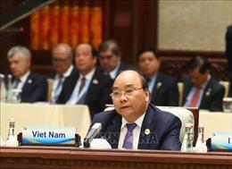 Việt Nam sẽ tiếp tục hợp tác tốt với Trung Quốc và các nước để xây dựng các hình thức hợp tác hiệu quả, cùng có lợi 
