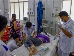 Vụ rò rỉ khí gas tại Công ty Seavina (Cần Thơ): Nữ công nhân ngộ độc nặng đã ổn định