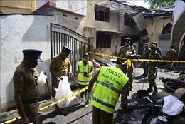 Nổ ở Sri Lanka: Tổng thanh tra cảnh sát từ chối từ chức