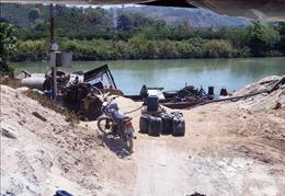 Khai thác cát trên sông Krông Nô: Sai phạm nhiều, xử lý chậm