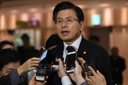 Bốn nghị sỹ đối lập cắt tóc phản đối các dự luật cải cách của Hàn Quốc