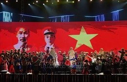 Kỷ niệm 65 năm Chiến thắng Điện Biên Phủ: Chương trình nghệ thuật 'Điện Biên - Điểm hẹn hòa bình'