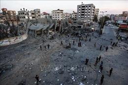 Các phái Palestine tại Gaza và Israel đạt thỏa thuận ngừng bắn