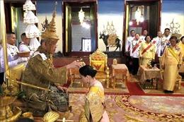 Quốc vương Thái Lan phong tước hiệu mới cho các thành viên Hoàng gia