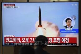 Mỹ đã nhận định Triều Tiên phóng tên lửa đạn đạo ngày 4/5?