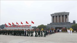 Giữ gìn lâu dài, bảo vệ tuyệt đối an toàn thi hài Chủ tịch Hồ Chí Minh