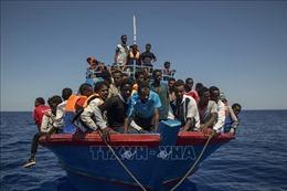 Hải quân Libya cứu 147 người nhập cư bất hợp pháp