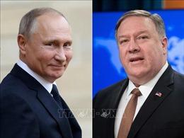 Ngoại trưởng Mỹ khẳng định nhất trí với Nga trong các vấn đề về Triều Tiên và Syria