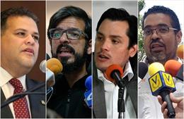 Thêm 4 nghị sĩ đối lập bị Tòa án Tối cao Venezuela buộc tội phản quốc
